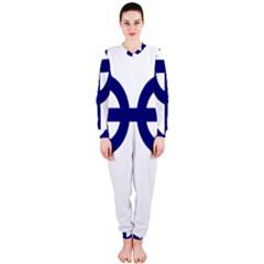 Celtic Cross  OnePiece Jumpsuit (Ladies)