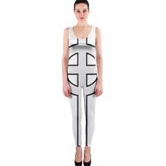 Celtic Cross  Onepiece Catsuit