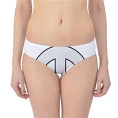 Celtic Cross  Hipster Bikini Bottoms