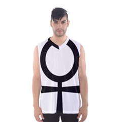 Croix Copte ¨|gyptiennel Men s Basketball Tank Top