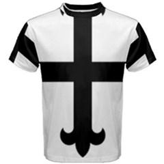 Cross Fleury  Men s Cotton Tee