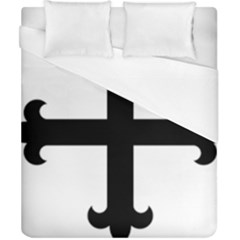 Cross Fleury Duvet Cover (California King Size)