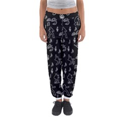 Elvis Presley pattern Women s Jogger Sweatpants