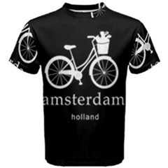 Amsterdam Men s Cotton Tee