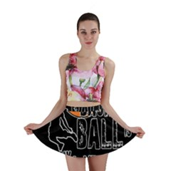 Basketball is my life Mini Skirt