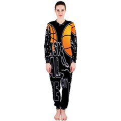 Basketball is my life OnePiece Jumpsuit (Ladies)