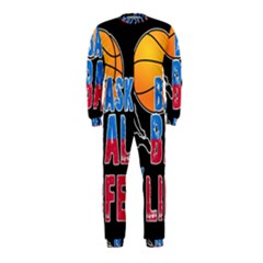 Basketball is my life OnePiece Jumpsuit (Kids)