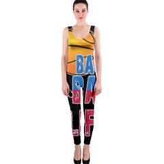 Basketball is my life OnePiece Catsuit