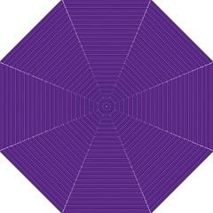 Decorative lines pattern Folding Umbrellas