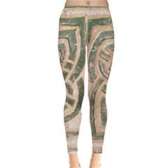 Ab Celtic Swirl Leggings