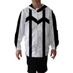 Grapevine Cross Hooded Wind Breaker (Kids)