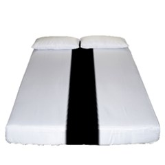Grapevine Cross Fitted Sheet (queen Size)