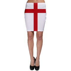 Cross of Saint James Bodycon Skirt