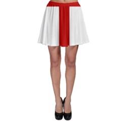 Cross of Saint James Skater Skirt