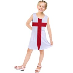 Cross of Saint James Kids  Tunic Dress