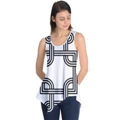 Macedonian Cross Sleeveless Tunic