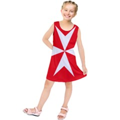Cross of the Order of St. John  Kids  Tunic Dress