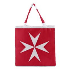 Civil Ensign of Malta Grocery Tote Bag