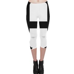 Cross Molin Capri Leggings