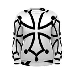 Occitan Cross Women s Sweatshirt