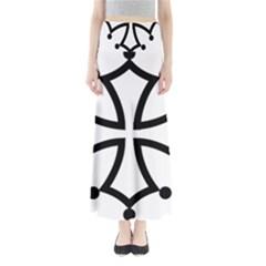 Occitan Cross Maxi Skirts