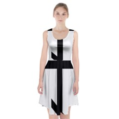 Orthodox Cross  Racerback Midi Dress