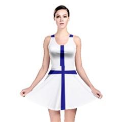 Byzantine Cross  Reversible Skater Dress