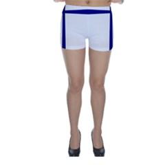 Byzantine Cross  Skinny Shorts