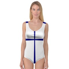Byzantine Cross  Princess Tank Leotard
