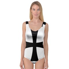 Cross Patty Princess Tank Leotard