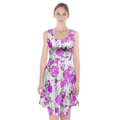 Floral Dreams 12 F Racerback Midi Dress