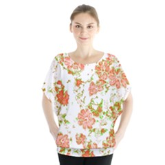 Floral Dreams 12 D Blouse