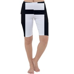 Patriarchal Cross Cropped Leggings