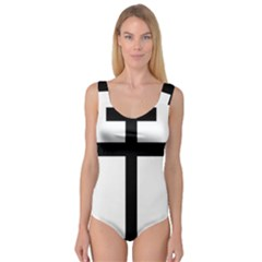 Patriarchal Cross Princess Tank Leotard