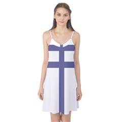 Patriarchal Cross Camis Nightgown