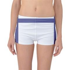 Patriarchal Cross Reversible Bikini Bottoms
