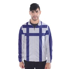 Patriarchal Cross Wind Breaker (men)