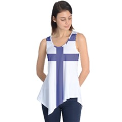 Patriarchal Cross Sleeveless Tunic