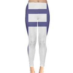 Patriarchal Cross  Leggings