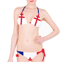 Flag Of Free France (1940 1944) Bikini Set