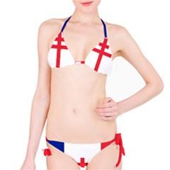 Flag Of Free France (1940 1944) Bikini Set