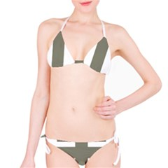 Cross Of Loraine Bikini Set