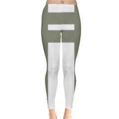 Cross Of Loraine Leggings