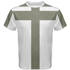 Cross Of Loraine Men s Cotton Tee