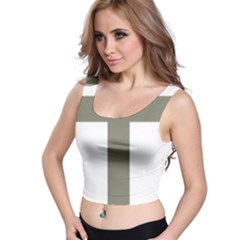 Cross Of Loraine Crop Top