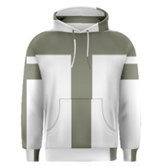 Cross Of Loraine Men s Pullover Hoodie