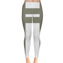 Cross Of Loraine Classic Winter Leggings
