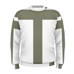 Cross Of Loraine Men s Sweatshirt