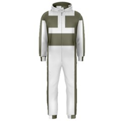 Cross Of Loraine Hooded Jumpsuit (men)