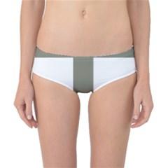 Cross Of Loraine Classic Bikini Bottoms